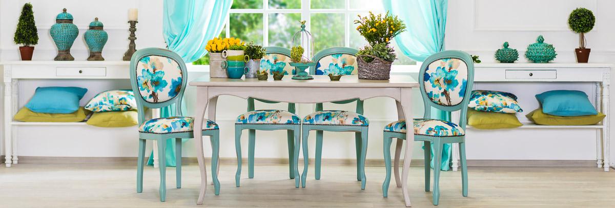 Обеденные столы прованс