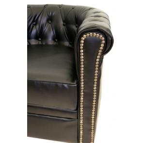 Кожаный диван Karo 3S