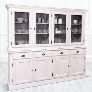 Шкаф-витрина Leslie