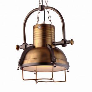 Подвесной светильник Fork Brass