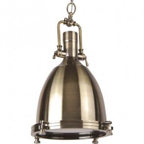Подвесной светильник Carvey brass