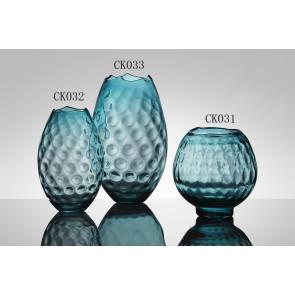 Ваза Blue Glass