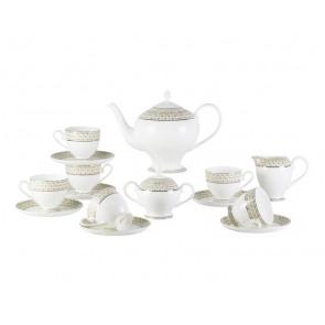Чайный сервиз Diela 17 Pcstea Set