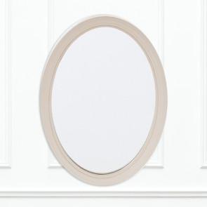 Овальное зеркало Belveder