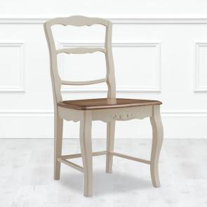 Стул Belveder с деревянным сиденьем