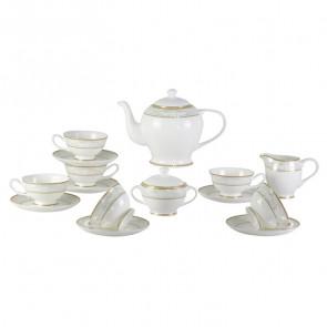 Чайный сервиз Marbella 17 Pcstea Set
