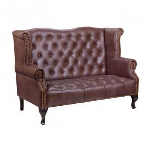 Кожаный диван Royal sofa