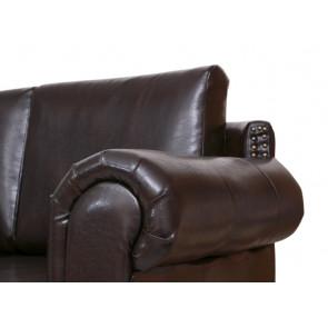 Кожаный диван Toren