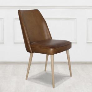 Кожаный стул LEON