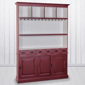 Chablis винный шкаф с держателями бокалов