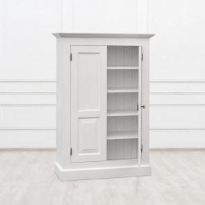 Шкафчик с полками Lily 140 см