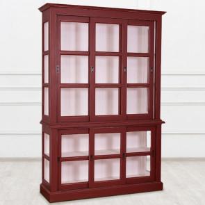 Шкаф-витрина Violet
