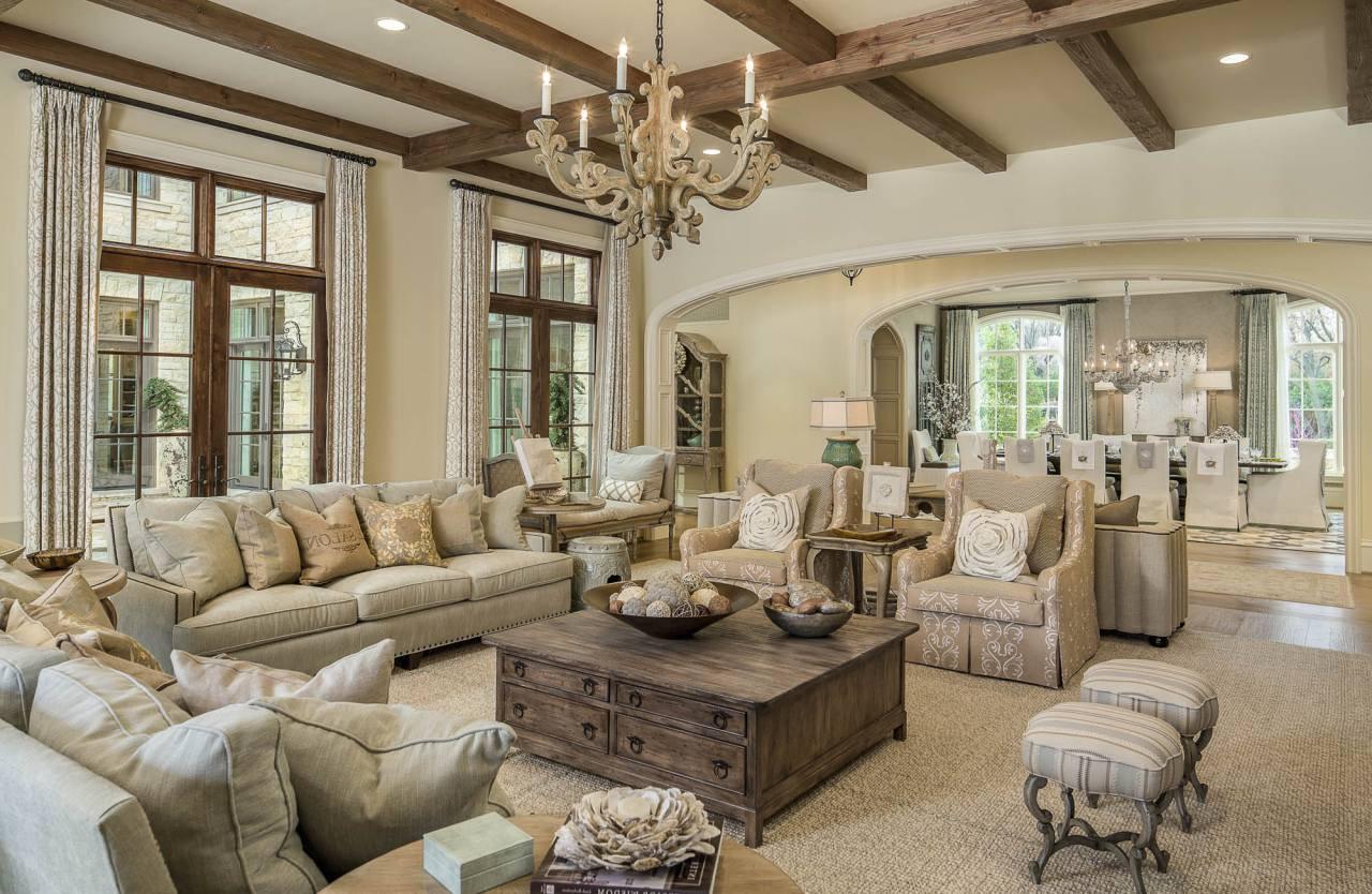 Романтизм в интерьере вашего дома
