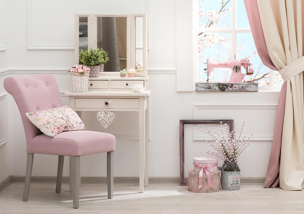Классические мягкие стулья My Little France