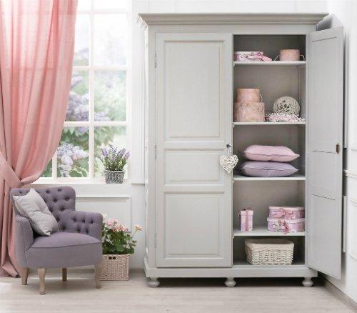 Платяные шкафы в стиле Прованс